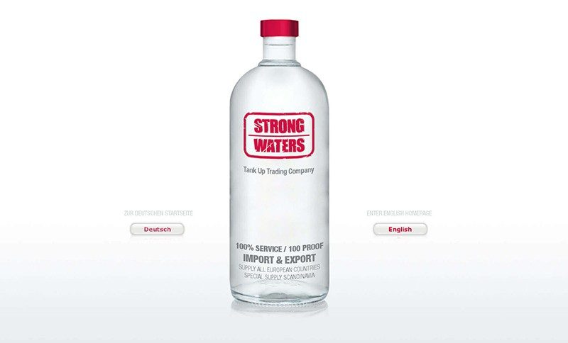 Strongwaters