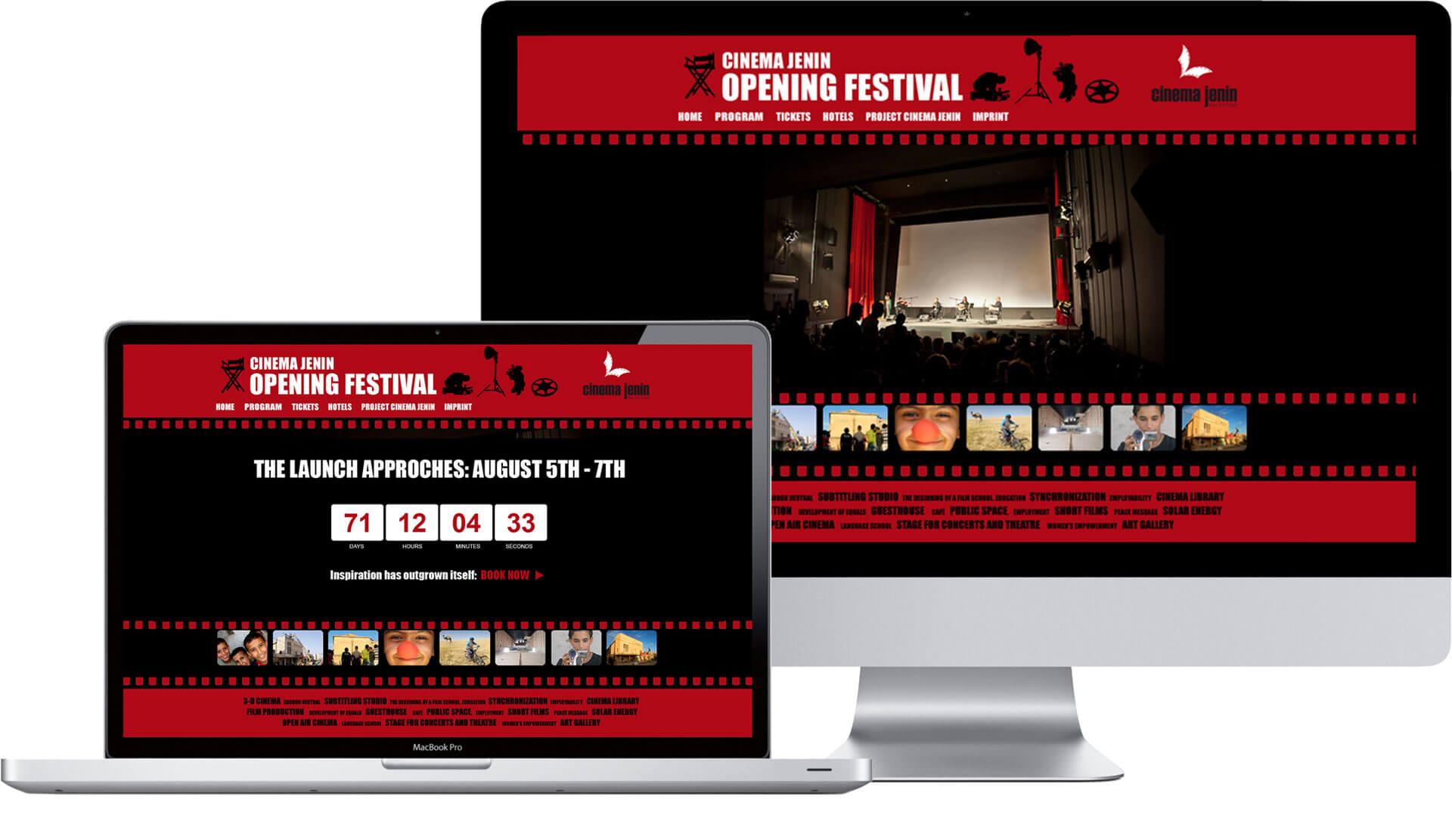 Cinema Jenin Festival