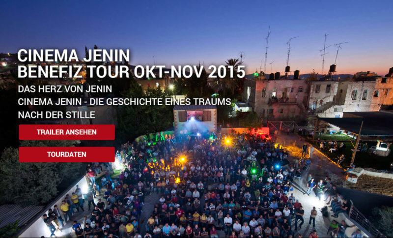 Cinema Jenin Tour